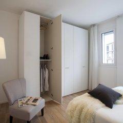 Отель Santa Sofia Apartments Италия, Падуя - отзывы, цены и фото номеров - забронировать отель Santa Sofia Apartments онлайн комната для гостей фото 3