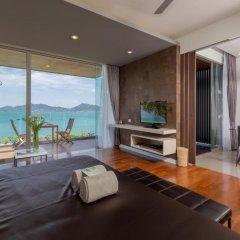 Отель X10 Seaview Suite Panwa Beach Люкс с двуспальной кроватью фото 17