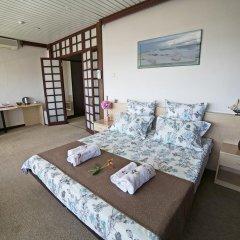 Гостиница Маяк комната для гостей фото 4