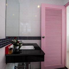 Tuana Patong Holiday Hotel 3* Стандартный номер с двуспальной кроватью фото 2