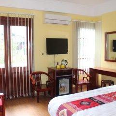 Fansipan View Hotel 3* Улучшенный номер с различными типами кроватей фото 4