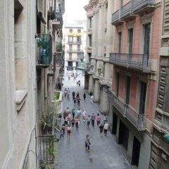 Отель Hostal Excellence Барселона балкон