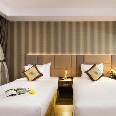 Sen Viet Premium Hotel Nha Trang 4* Номер Делюкс с 2 отдельными кроватями фото 5