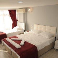 Отель Sunrise Istanbul Suites 5* Студия с различными типами кроватей фото 11