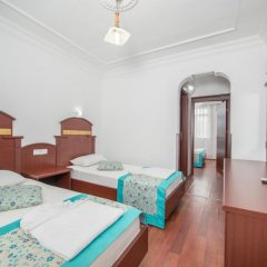 Side Sunberk Hotel 3* Стандартный семейный номер с различными типами кроватей фото 3