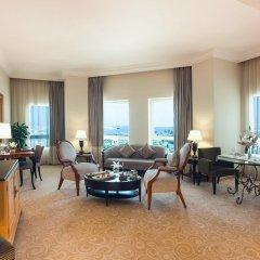 Movenpick Hotel Doha 4* Улучшенный номер с различными типами кроватей фото 4