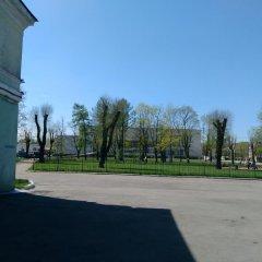 Гостиница на Звенигородской парковка