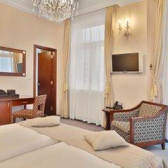 Отель Sun 4* Улучшенный номер с различными типами кроватей фото 6