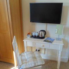 Отель Alcuin Lodge Guest House 4* Стандартный номер с 2 отдельными кроватями фото 6
