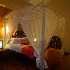 Отель Thaproban Beach House 3* Улучшенный номер с двуспальной кроватью