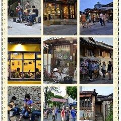 Отель Seoul y Guest house Южная Корея, Сеул - отзывы, цены и фото номеров - забронировать отель Seoul y Guest house онлайн гостиничный бар