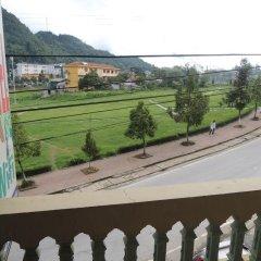 Hong Nhung Hotel балкон