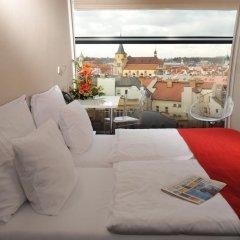Design Metropol Hotel Prague 4* Улучшенный номер с различными типами кроватей фото 3