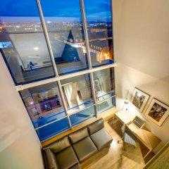 Apex City of Glasgow Hotel 4* Люкс с различными типами кроватей фото 3