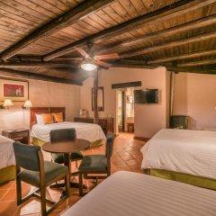 Hotel Mision Cerocahui комната для гостей фото 3