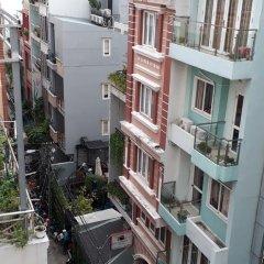 Giang Hotel балкон