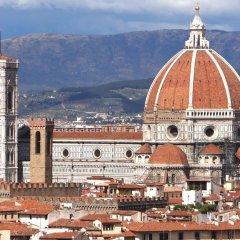 Отель San Firenze - Arnolfo Италия, Флоренция - отзывы, цены и фото номеров - забронировать отель San Firenze - Arnolfo онлайн приотельная территория фото 2