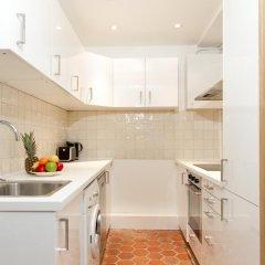 Апартаменты Odeon - Saint Germain Private Apartment в номере