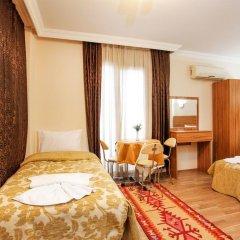Casa Mia Hotel 3* Номер категории Эконом с различными типами кроватей фото 13