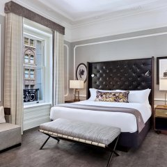 Palace Hotel, a Luxury Collection Hotel, San Francisco комната для гостей фото 3
