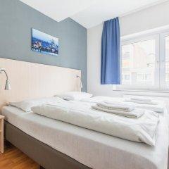 Отель a&o Köln Dom Стандартный номер с различными типами кроватей