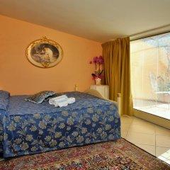 Hotel Scilla 3* Стандартный номер двуспальная кровать фото 9
