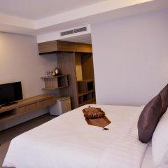 Picnic Hotel Bangkok 3* Стандартный номер с различными типами кроватей фото 6