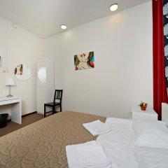 Гостиница Петровка 17 Номер Эконом с разными типами кроватей (общая ванная комната) фото 11