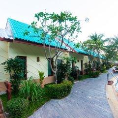 Отель The Green Beach Resort 3* Номер Делюкс с различными типами кроватей фото 4