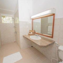 Отель Sigiriya Village 4* Улучшенный коттедж с различными типами кроватей фото 8