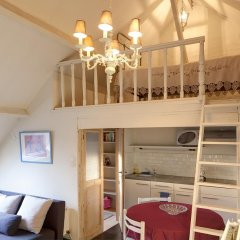 Отель B&B In Bruges 4* Стандартный номер с различными типами кроватей фото 2