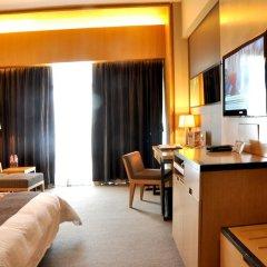 Jianguo Hotel Guangzhou 4* Стандартный номер с разными типами кроватей фото 2