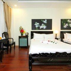 Отель Thanh Binh Iii 3* Улучшенный номер фото 7