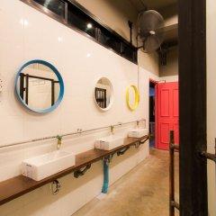 Bloo Hostel Кровать в общем номере фото 5
