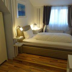 Hotel Villa Konstanz Берлин комната для гостей фото 3