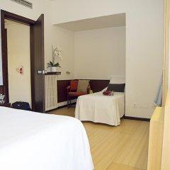 Hotel Gourmet Empordà 4* Стандартный семейный номер разные типы кроватей фото 4