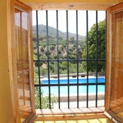 Отель Casa El CastaÑo Алькаудете балкон