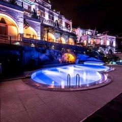 Cappadocia Cave Resort&Spa Турция, Учисар - отзывы, цены и фото номеров - забронировать отель Cappadocia Cave Resort&Spa онлайн бассейн фото 2