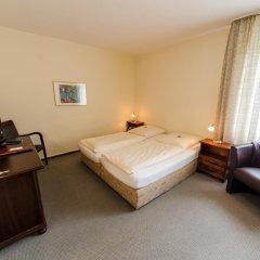 Отель An der Stadthalle 2* Стандартный номер с различными типами кроватей фото 3