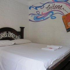 Viajero Cali Hostel & Salsa School Стандартный номер с различными типами кроватей фото 2