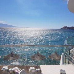 Отель Delfini Албания, Саранда - отзывы, цены и фото номеров - забронировать отель Delfini онлайн балкон