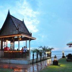 Отель Royal Lanta Resort & Spa пляж