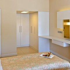 Отель Altin Yunus Cesme 5* Люкс с различными типами кроватей фото 2