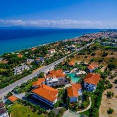 Отель Flegra Palace пляж