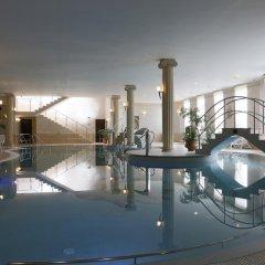 Отель Bristol Vila Tereza Карловы Вары бассейн