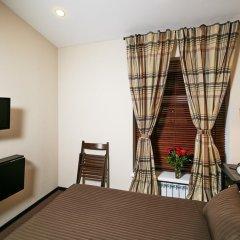 Мини-отель Jazzclub 3* Номер Эконом разные типы кроватей (общая ванная комната) фото 15