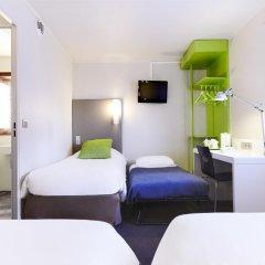 Отель Campanile Paris Est - Porte de Bagnolet 3* Стандартный номер с различными типами кроватей фото 4