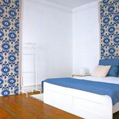 Апартаменты Tiles Apartment Лиссабон комната для гостей фото 3