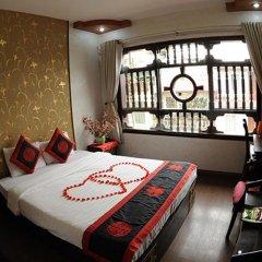 Отель Hanoi Central Homestay 3* Номер Делюкс фото 9