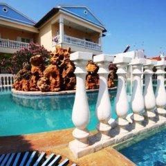 Отель Rigakis Греция, Ханиотис - отзывы, цены и фото номеров - забронировать отель Rigakis онлайн бассейн фото 2